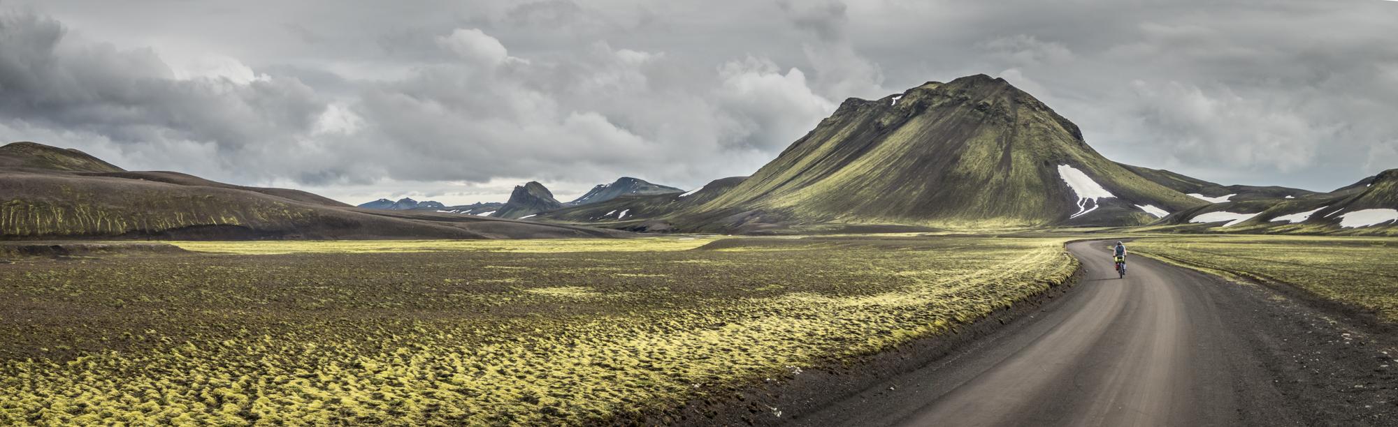 Joro Experiences Iceland Cycling