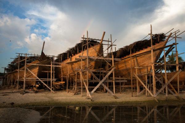 Joro Experiences Sulu Philippines Boatbuilding