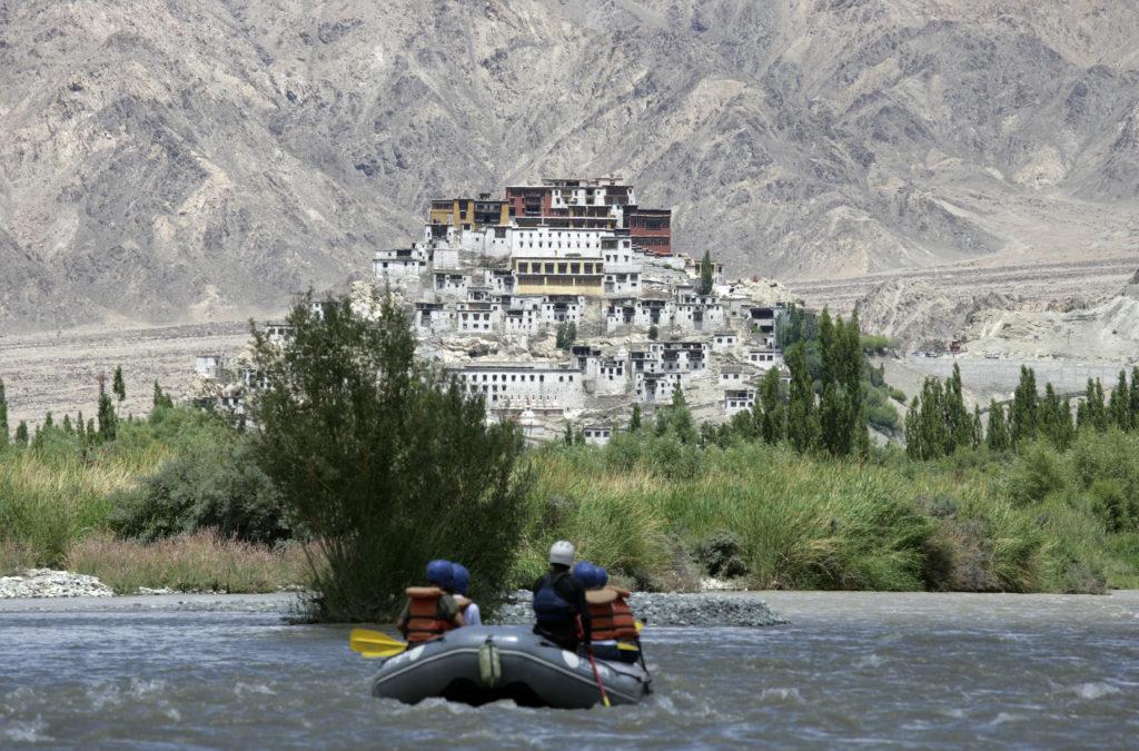 oro Experiences Shakti Ladakh rafting