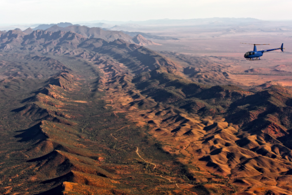Joro Experiences The Flinders Ranges Meet The Guides Brendon Bevan Arkaba
