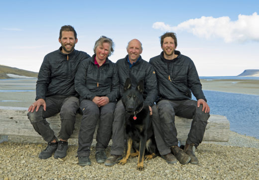 Joro Experiences Meet The Guides Tessum Bryon Webber Weber Arctic