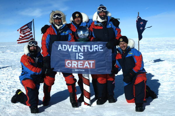 Joro Experiences What A Time To Be Alive Justin Packshaw South Pole 2012