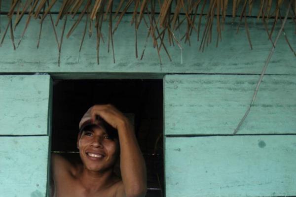Joro Experiences Queen of the Termites Ese Eja indigenous people